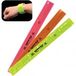 PVC Reflective Slap Band