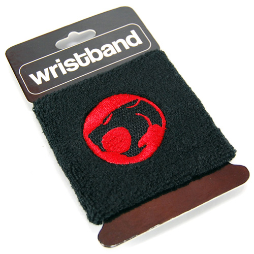 embroidery logo wrist cuffs sweat bands protector paper card
